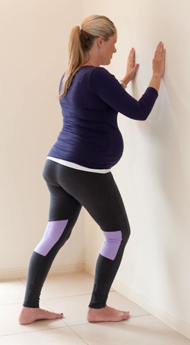 Weight loss exercise during pregnancy