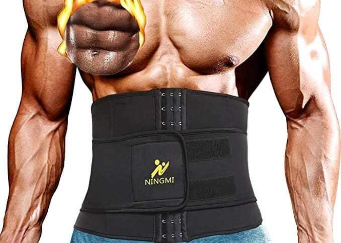 4 Best Waist Trainer for Men to Use for 6 Pack Abs with Workout