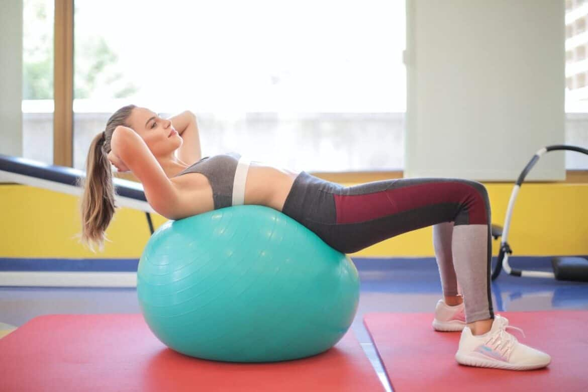 Top 5 Yoga Balls Reviewed: Exercise To Strengthen The Core