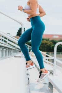track with fitness tracker