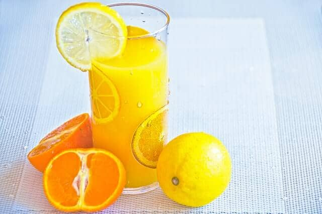 vitamin c intake to burn belly fat